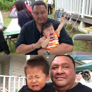 マジかよ、子供を泣かすとはな