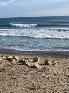 波サイコーでした
