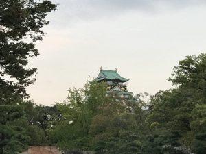 大阪城ゆっくり行きたい