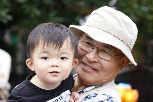 息子とよく似ていると言われる親父(^^)