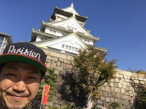 石井と大阪場。
