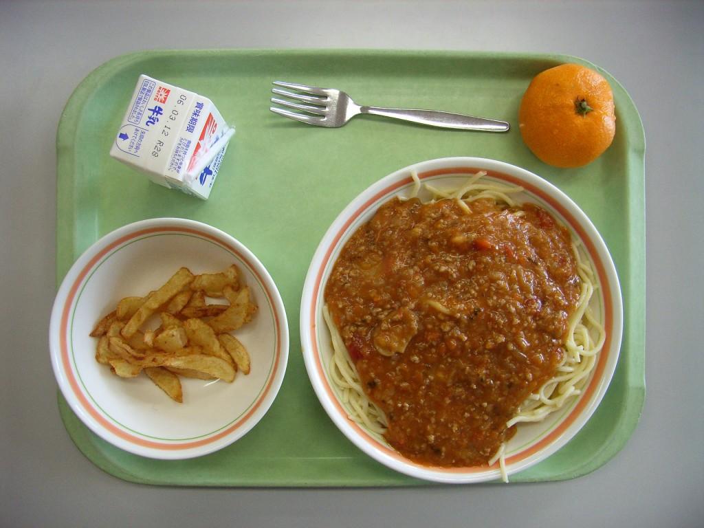 SchoolLunchJapanese