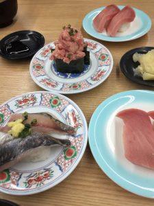 那珂湊でお寿司🍣
