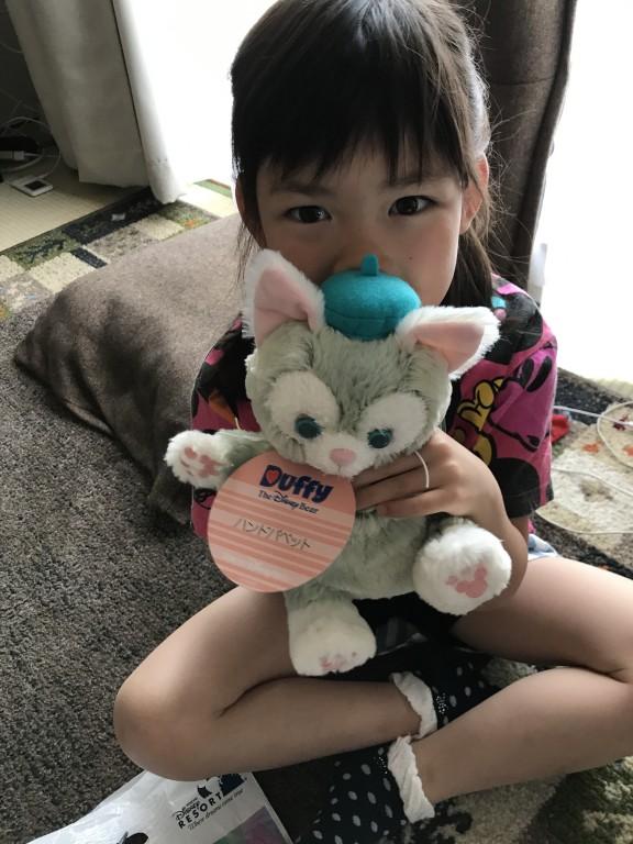 ジェラトーニの人形♡
